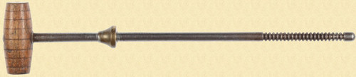 LUGER P.08 CLEANING ROD - M6482