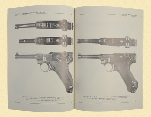 LUGER MONOGRAPH II: GERMAN MILITARY PISTOLS