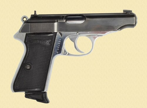 WALTHER MODEL PP - Z39083