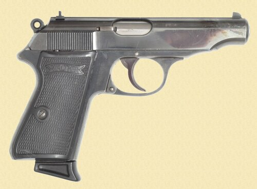 WALTHER MODEL PP - Z39081