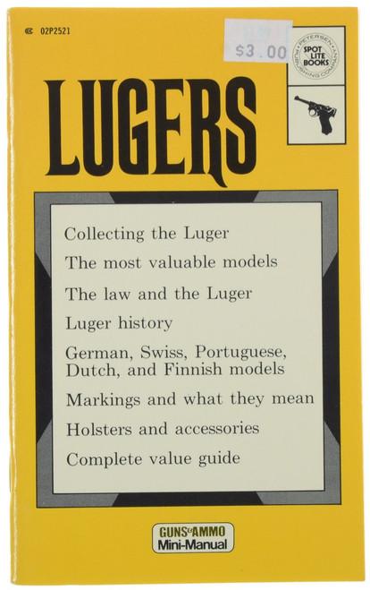 LUGER  GUNS&AMMO Mini-Manual