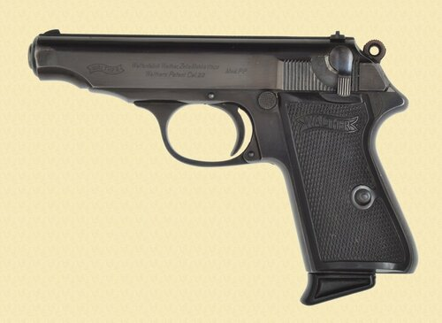 WALTHER MOD PP - C39794