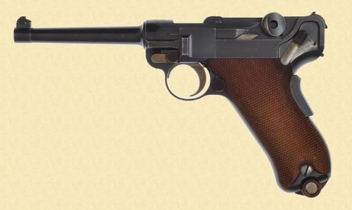 DWM 1900 SWISS MILITARY - C29131