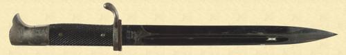 GERMAN DRESS BAYONET - M2540