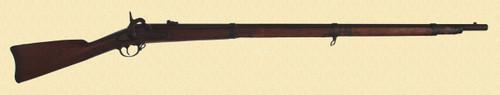 W. MASON MOD 1861 U.S. MUSKET - M1819