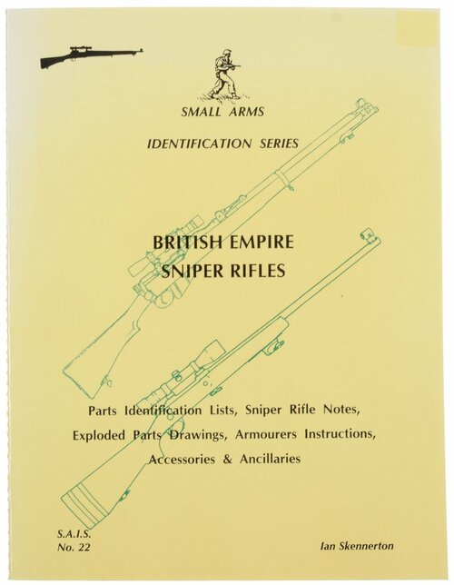BRITISH EMPIRE SNIPER RIFLES