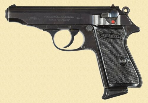 WALTHER MODEL PP 22 CALIBER - Z22191