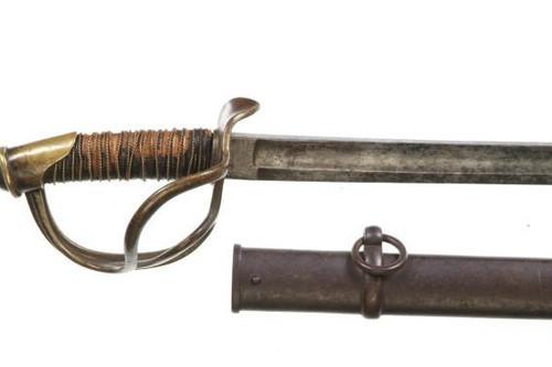K&C CONFEDERATE ARSENAL REBUILD SWORD - M1593