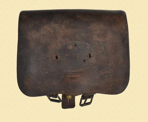U.S. MODEL 1868 EXPERIMENTAL CARTRIDGE BOX - C41453