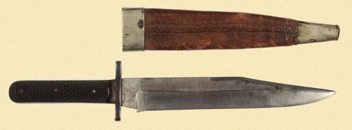 G. WOSTENHOLM & SON KNIFE - C24462
