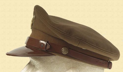 US WW2 VISOR HAT - C11574