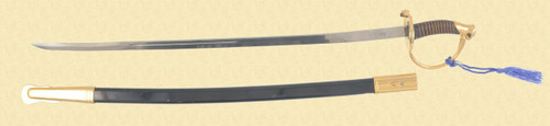 USMC NCO DRESS SWORD - M7110