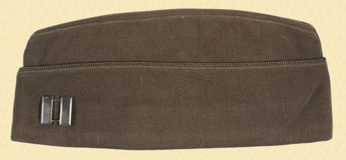 US WW2 GARRISON CAP - C17878