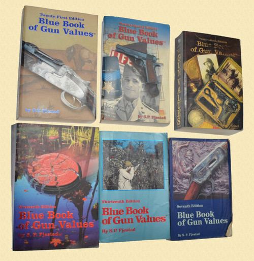 BOOKS MILITARY/FIREARMS BOOKS - C29997