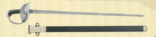 US PATTON SABRE - C9525