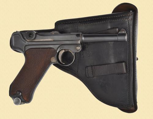DWM 1920 POLICE RIG UNIT MARKED - C40011
