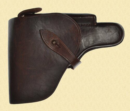 BULGARIAN LUGER HOLSTER - C28988