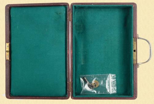 DWM LUGER PISTOL CASE - C26315