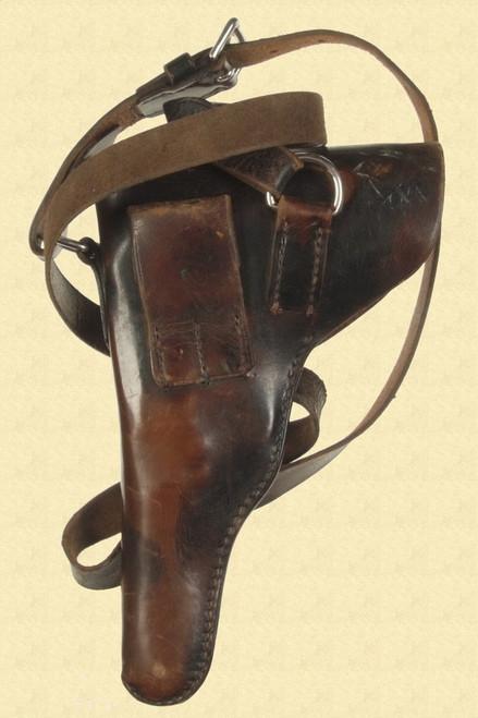 SWISS LUGER HOLSTER - M4151