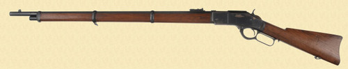 WINCHESTER MODEL 1873 MUSKET - C17585