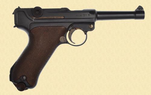 DWM P.08 1917 POLICE REWORK - C29168