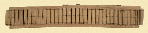 Hurlburt Infantry Cartridge Belt - C26824