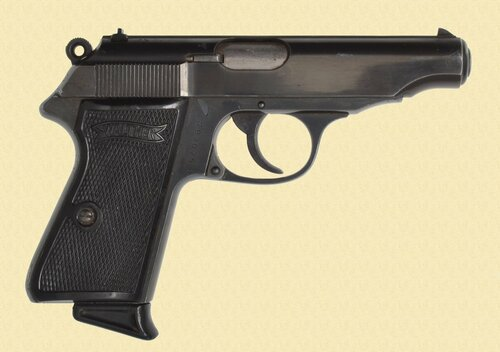 WALTHER MOD PP - Z39091