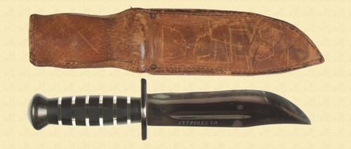 US WW2 FIGHTING KNIFE - M3399