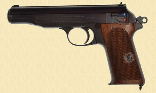 WALTHER MODEL MP - C27813