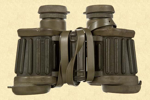 HENSOLDT BINOCULARS 8X30 - M1853