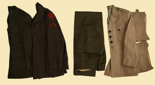 U.S.M.C. UNIFORM LOT - C28946