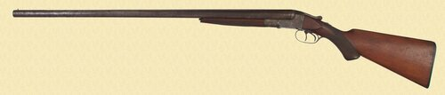 SPENCER GUN CO. DOUBLE - M4642
