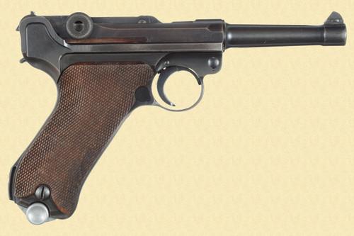 MAUSER BANNER 1939 COMMERCIAL - D13197