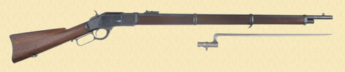 WINCHESTER MODEL 1873 MUSKET - C18236