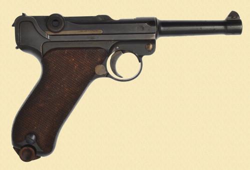 DWM P.08 1911 MILITARY - Z35276