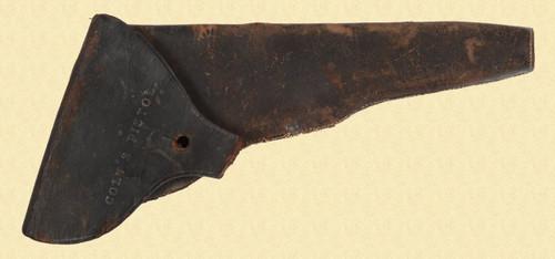 COLT 1851 NAVY REVOLVER HOLSTER - M5611