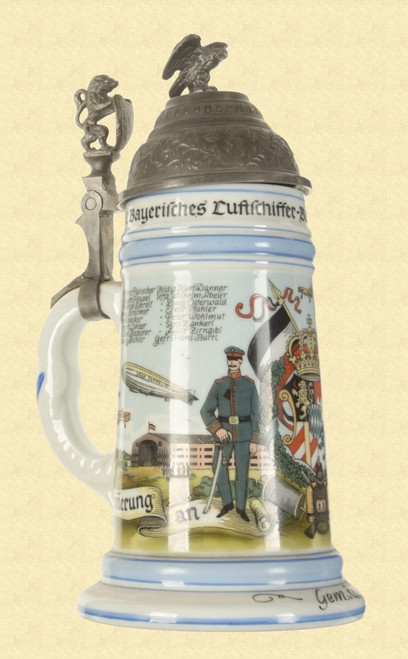 REPRODUCTION BEER STEIN - M4170