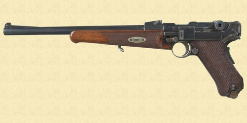DWM 1902 CARBINE - C7064