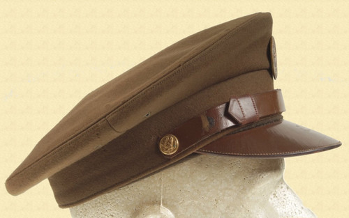 US WW2 VISOR HAT - C11573