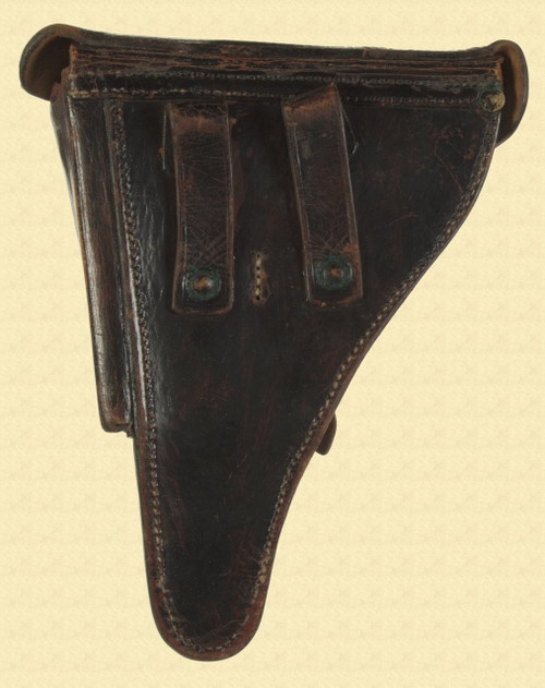 FINNISH LUGER HOLSTER - M2940