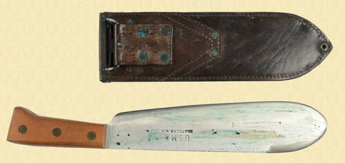 U.S.M.C. WW2 CORPSMANS KNIFE - C24811