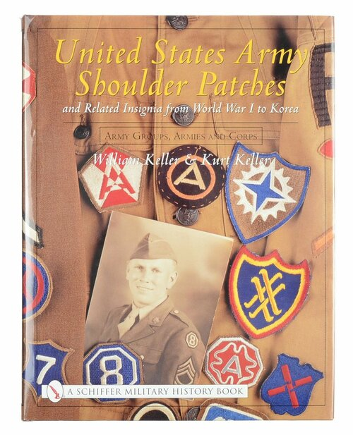 United States Army Shoulder Patches 2