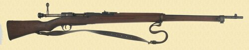 JAPANESE TYPE 38 TRAINING RIFLE - C22912