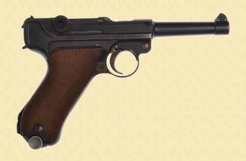 DWM 1908 DUTCH NAVY - C29111