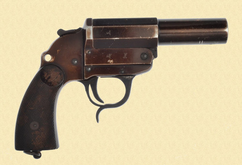WALTHER 1934 FLARE PISTOL - C28796