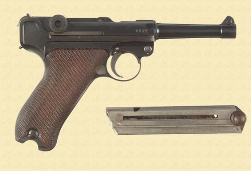 DWM 1912 MILITARY - D9413
