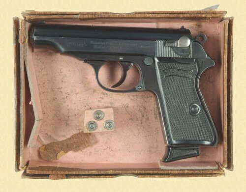 WALTHER MODEL PP - Z8359