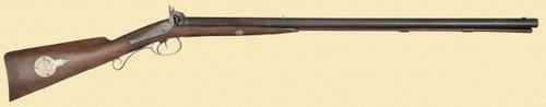 AMERICAN PERCUSSION COMBINATION GUN - C23699