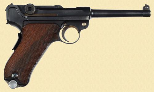 MAUSER 1906/34 SWISS BANNER - D13396