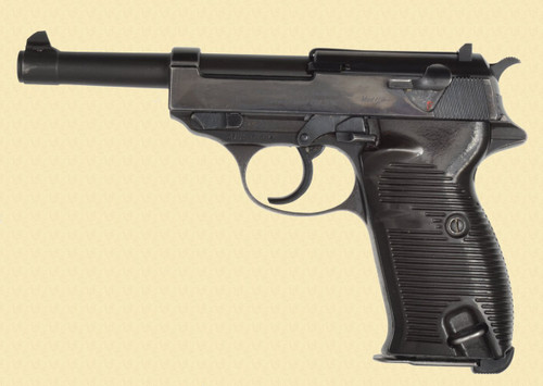 WALTHER MODEL HP - Z38792